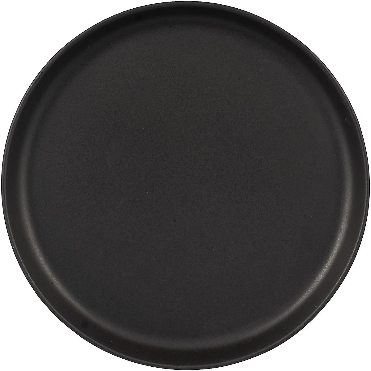 Блюдо Eva Solo Nordic Kitchen, цвет: черный. Диаметр 25 см