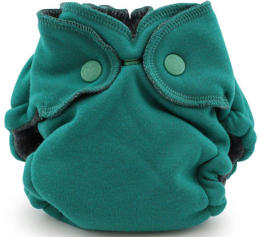 Kanga Care Многоразовый памперс EcoPosh Organic Newborn Atlantis 0-5 кг памперсы 0 для новорожденных