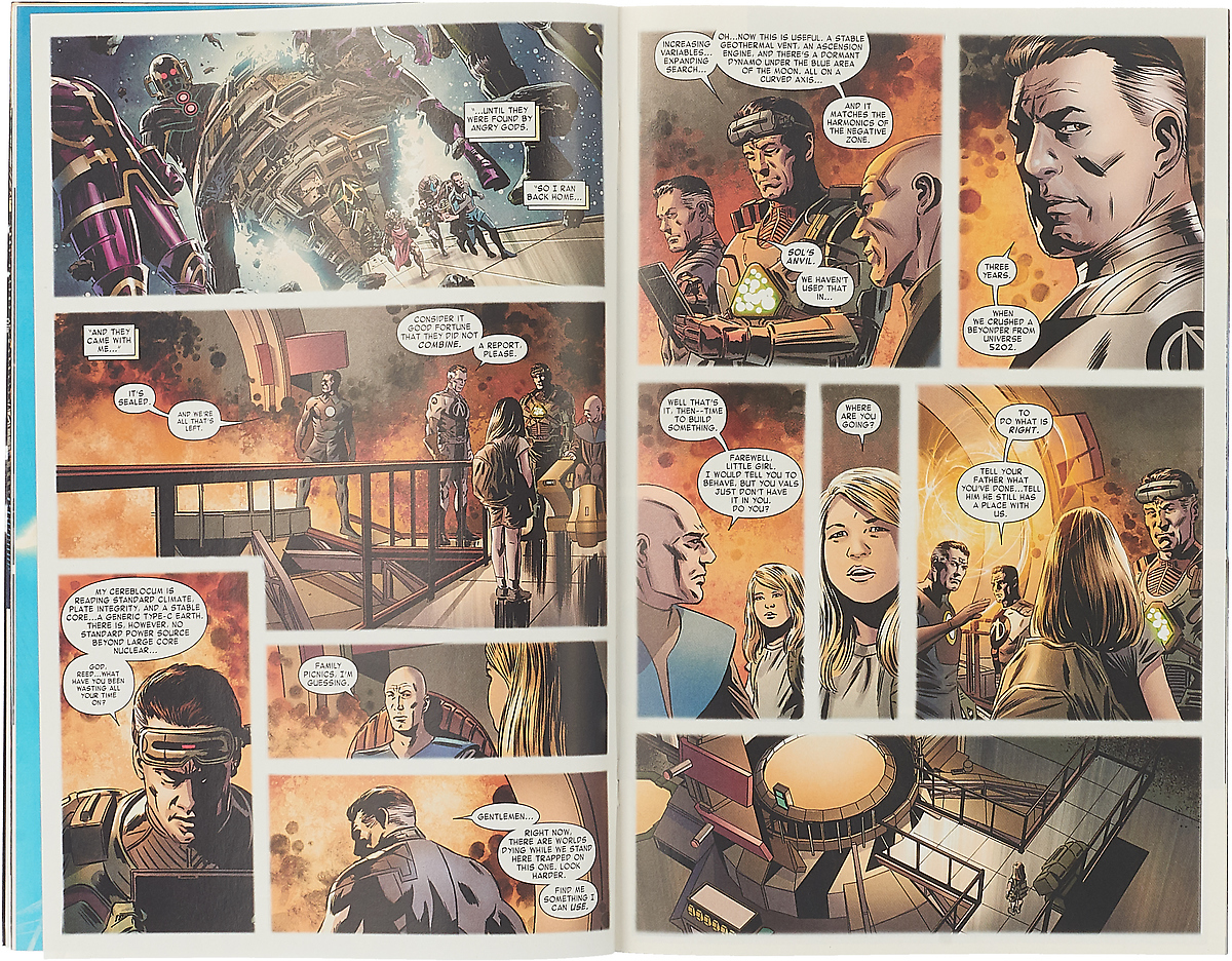 FF #3 What has become of the surviving members of the Council, loosed upon...