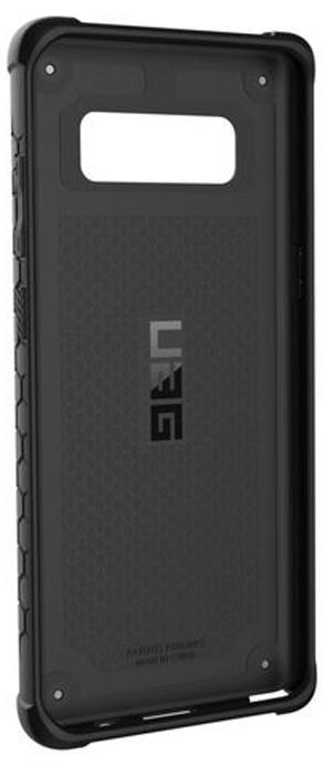 UAG Monarch защитный чехол для Samsung Galaxy Note 8, Black защитный чехол stents для телефонов samsung galaxy note 7 из пс пластика и термополиуретана