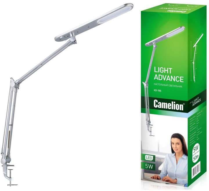 Светильник Camelion, LED, KD-785, C03, настольный, 230В, 5Вт, 4000К, 12109