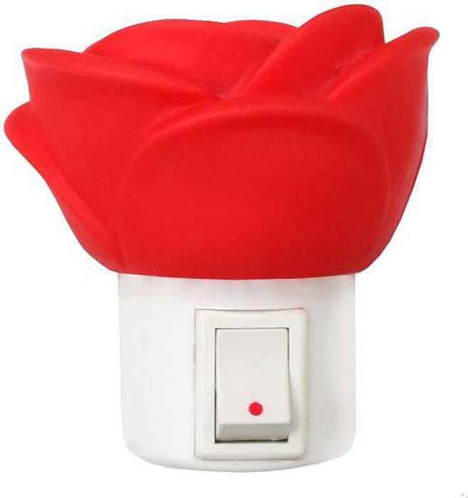 ночники Светильник светодиодный Camelion Роза NL-172 220В 12528