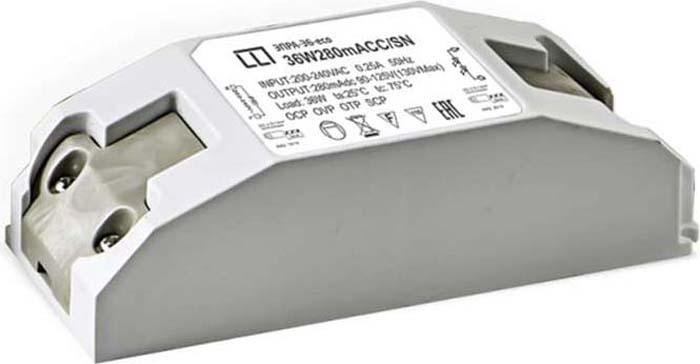 Электронный пускорегулирующий аппарат LLT ЭПРА-36-PRO, 36Вт упаковка 4 шт панелей светодиодных lpu призма pro 36вт 230в 6500к 2800лм 595х595х19мм белая ip40 llt