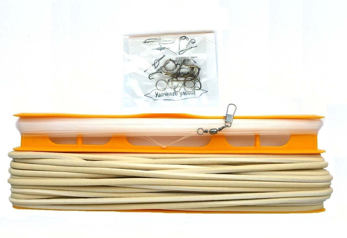 Донка оснащенная, с резиной, 3,0 мм