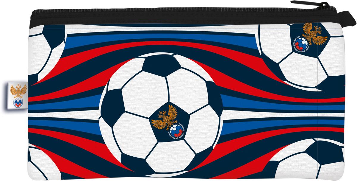 РФС Пенал цвет синий красный белый RFFB-MT1-049N рфс p700401 123w