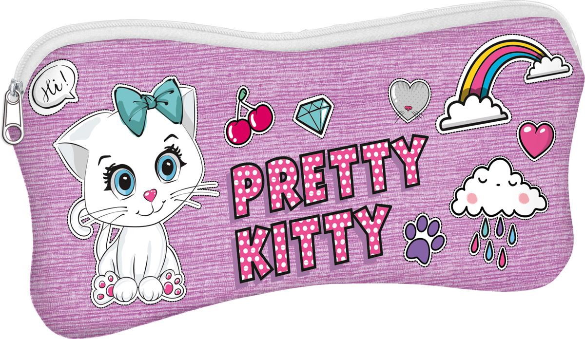 цена Seventeen Пенал цвет розовый SKFB-UT1-042N в интернет-магазинах