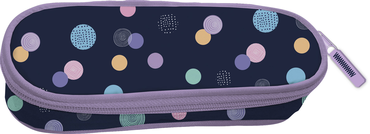 цена Seventeen Пенал цвет синий SVFB-RT3-301 онлайн в 2017 году