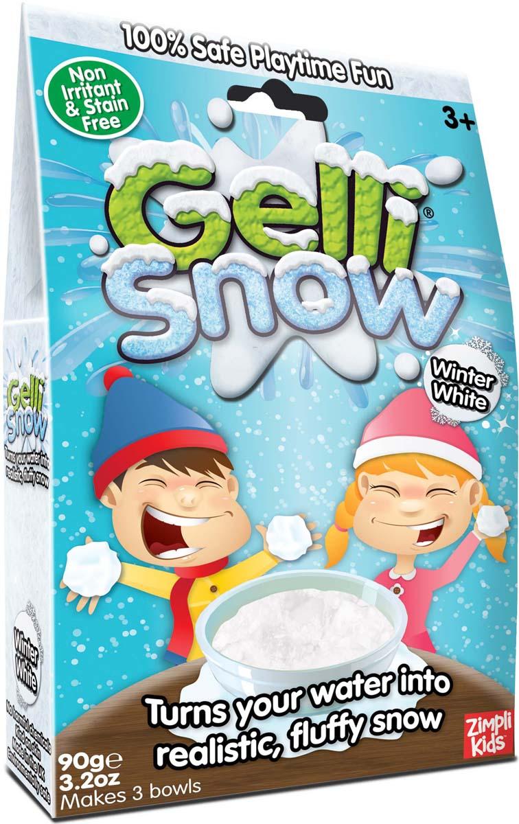 Gelli Snow Средство для купания 3 х 30 г 5319