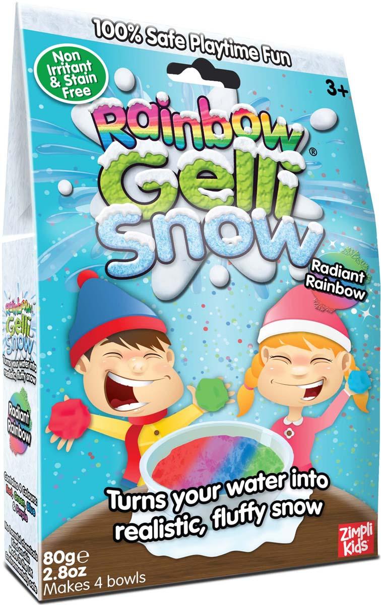 Gelli Snow Средство для купания 4 х 20 г 5320