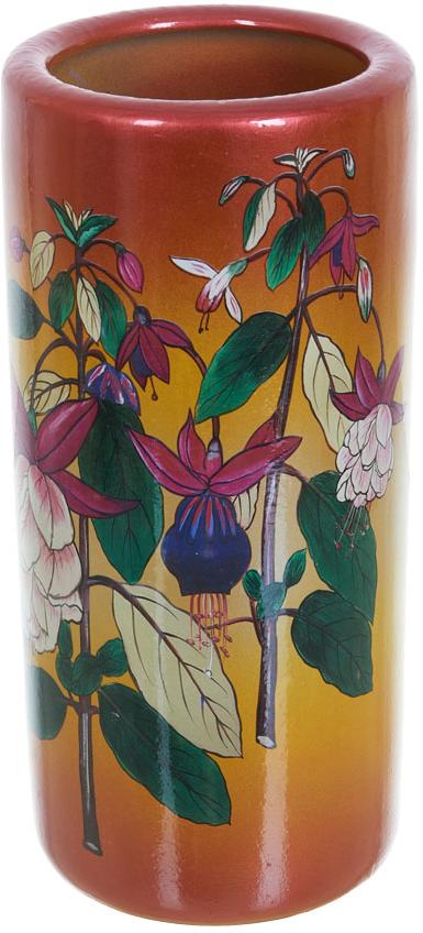 Ваза декоративная ENS Group Фуксия, высота 30,5 см ваза декоративная ens group ферма цвет коричневый высота 19 5 см
