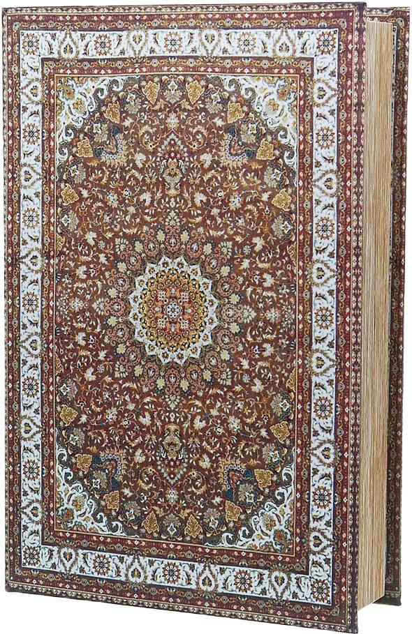 Шкатулка декоративная ENS Group Персидский узор, 22 х 7 х 33 см шкатулка декоративная ens шкатулка декоративная