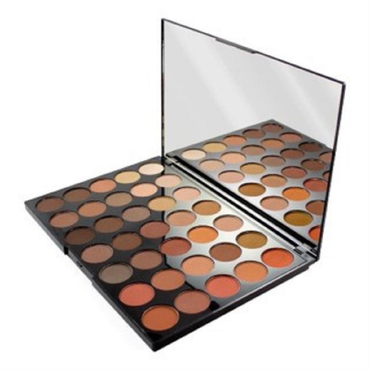 цена на Makeup Revolution Палетка теней Pro Hd Palette Amplified 35 Inspiration