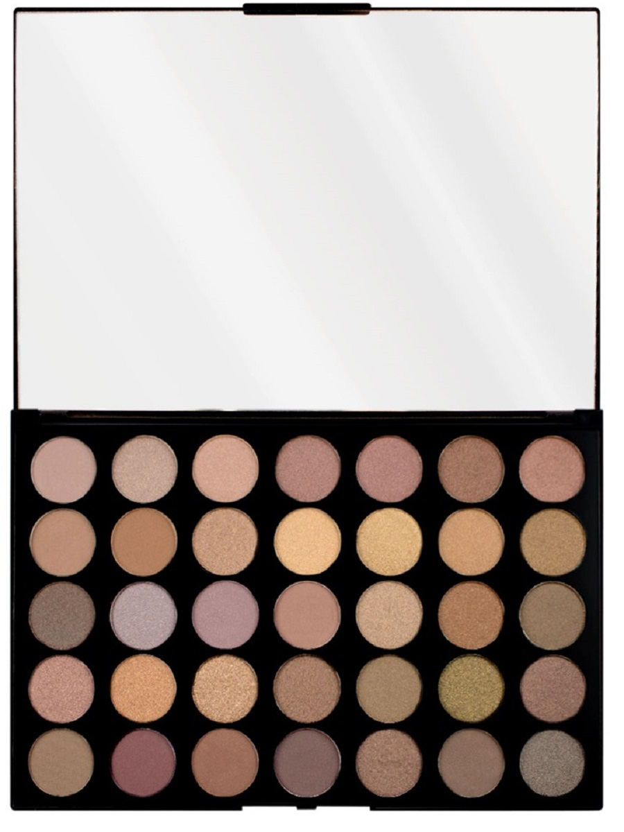 цена на Makeup Revolution Палетка теней Pro Hd Palette Amplified 35 Commitment