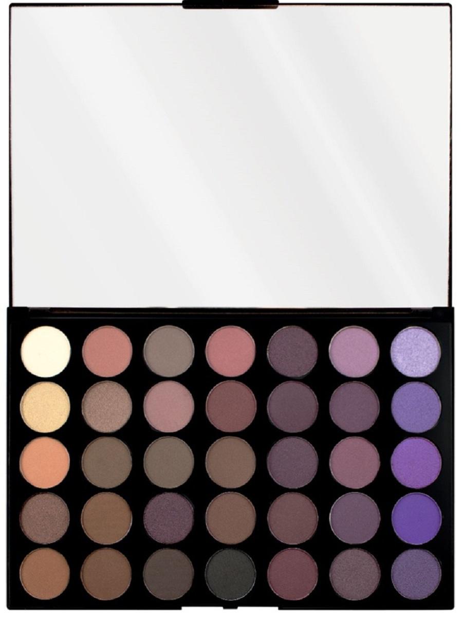 цена на Makeup Revolution Палетка теней Pro Hd Palette Amplified 35 Dynamic