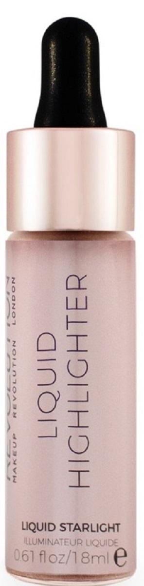 Makeup Revolution Жидкий хайлайтер Liquid Highlighter Liquid Starlight