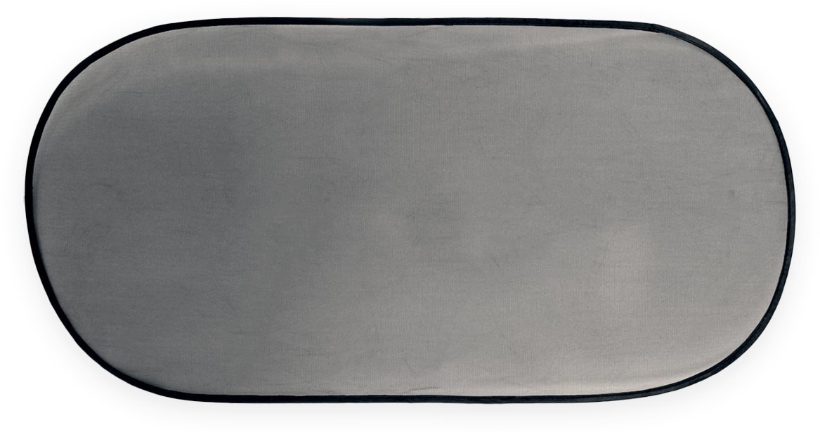 цена на Шторка солнцезащитная автомобильная Olmio, на заднее стекло автомобиля, 100 х 50 см