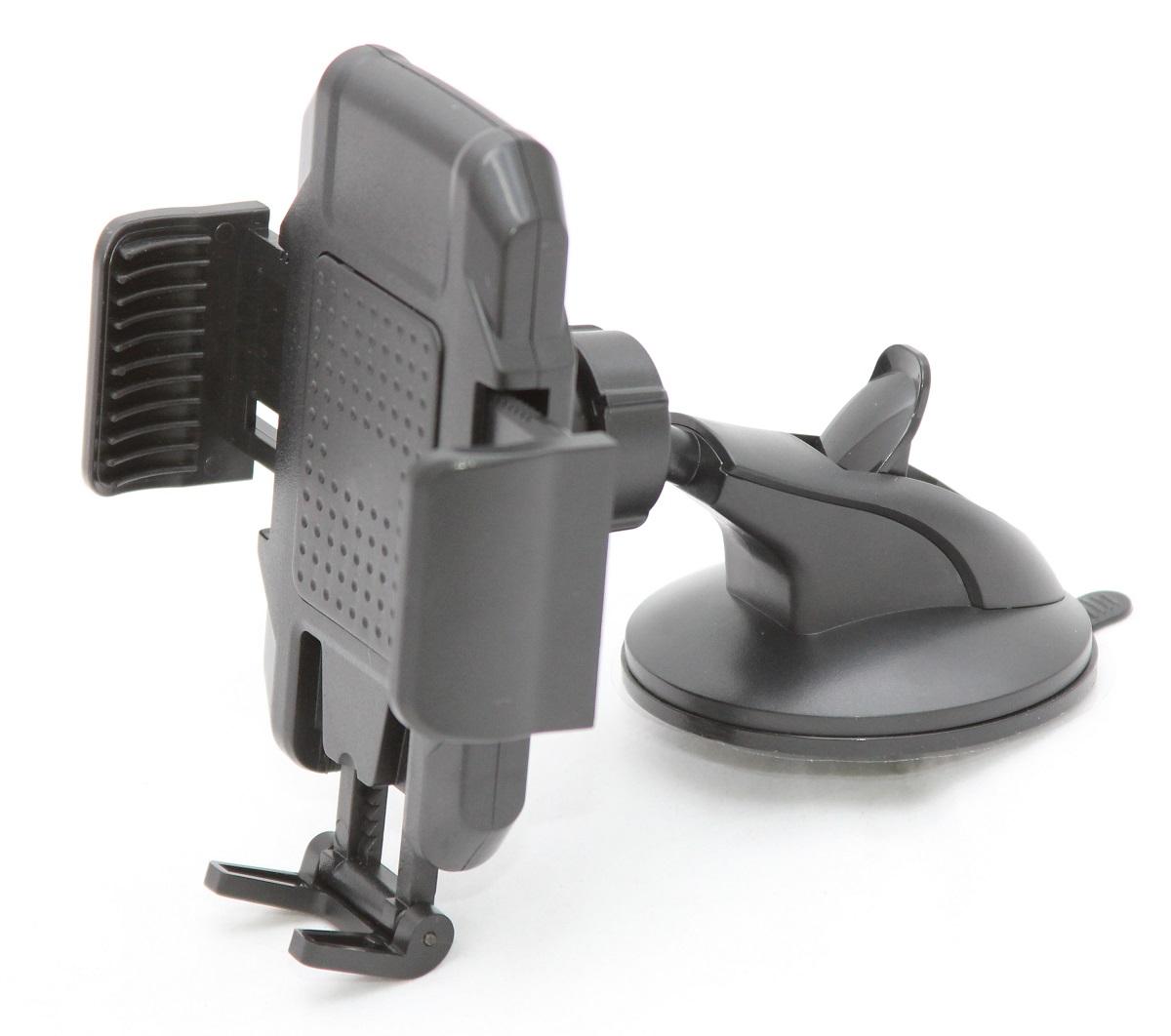 Автомобильный держатель Wiiix, HT-28T6, черный