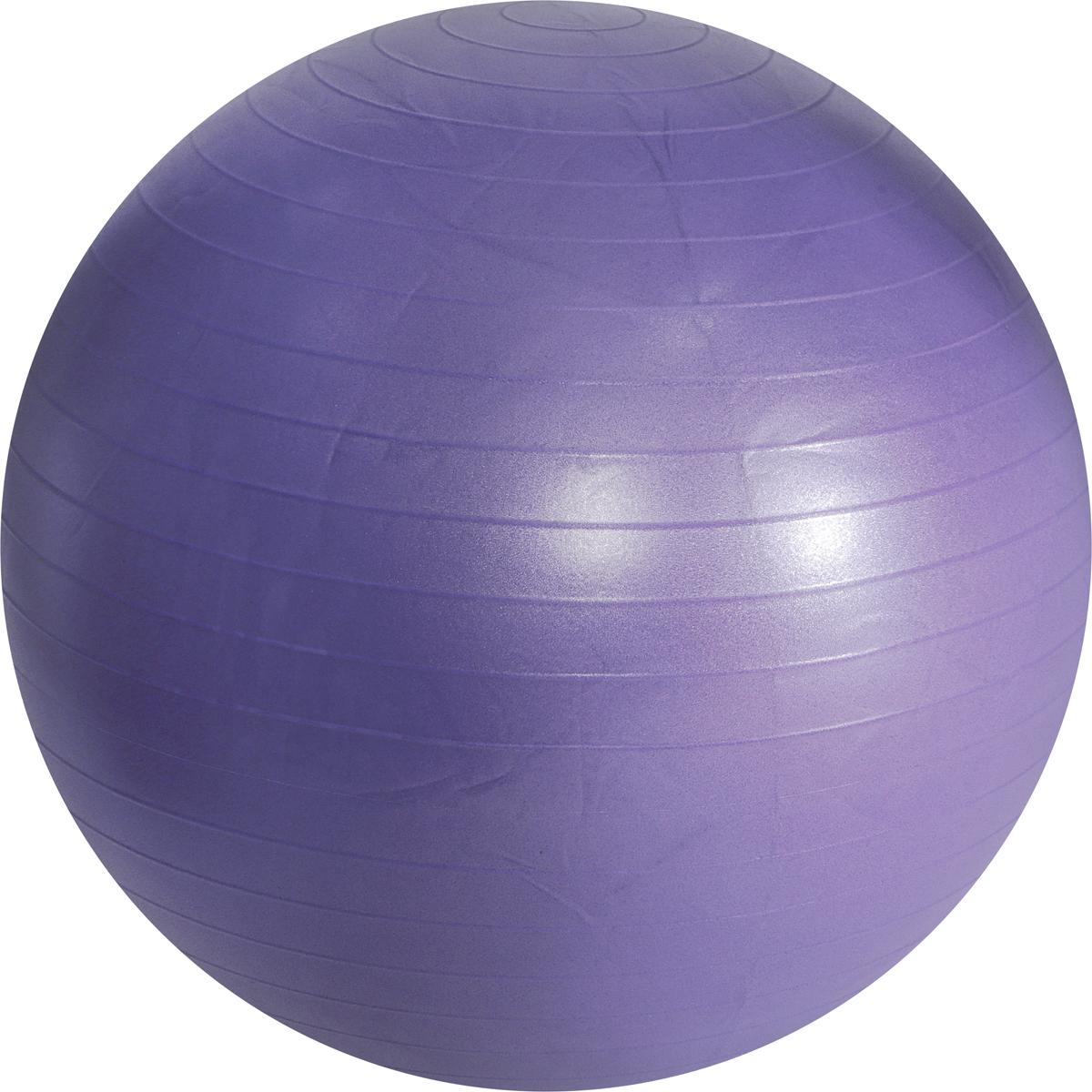 Мяч гимнастический Indigo Anti-burst, с насосом, диаметр 65 см цена