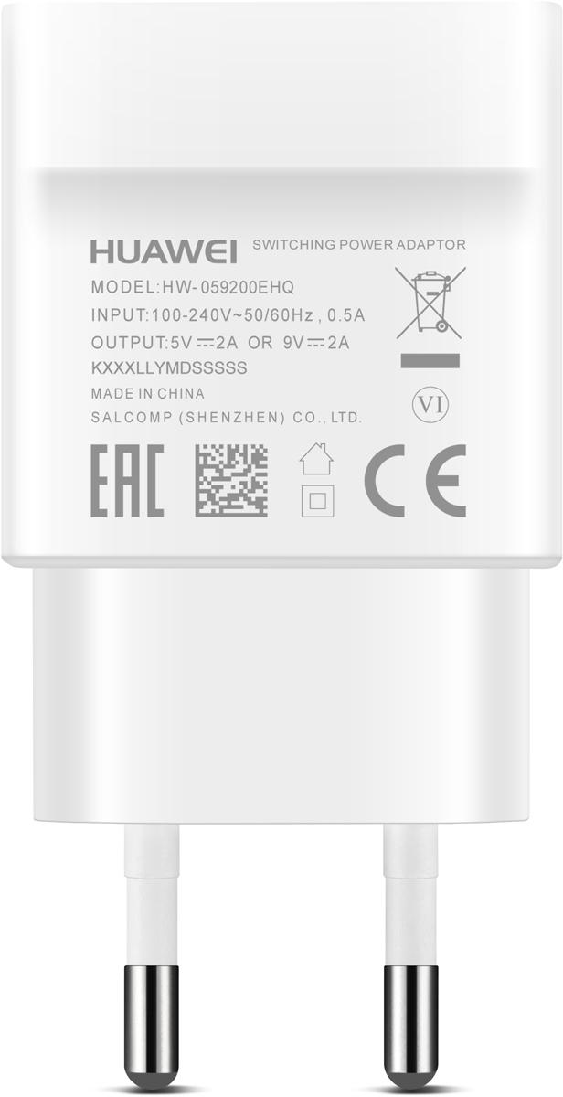 Huawei Quick Charger AP32, White сетевое зарядное устройство Type-C huawei ap32 quick charger