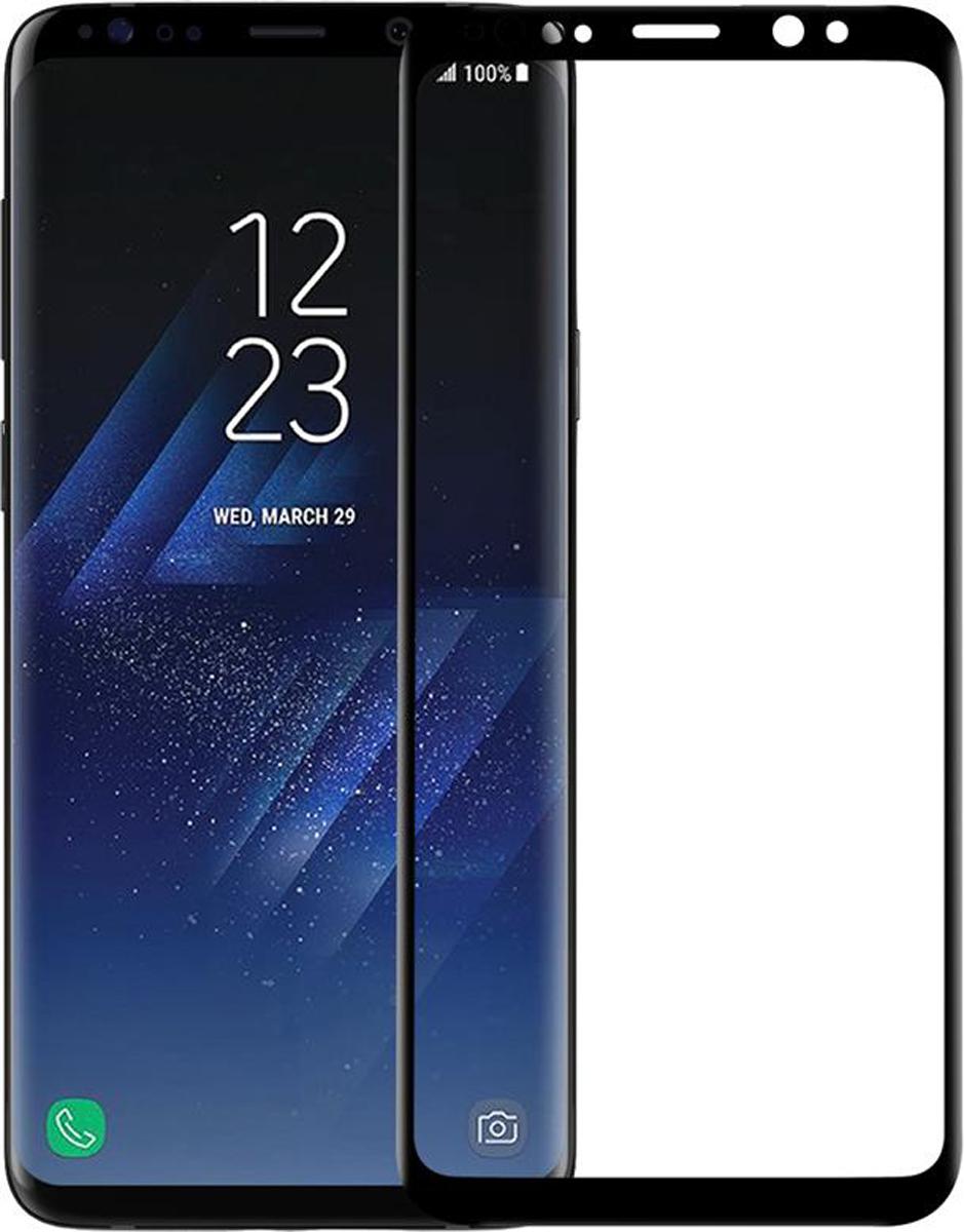 Nillkin 3D CP+MAX Anti-Explosion защитное стекло для Samsung Galaxy S9 Plus, Black samsung max