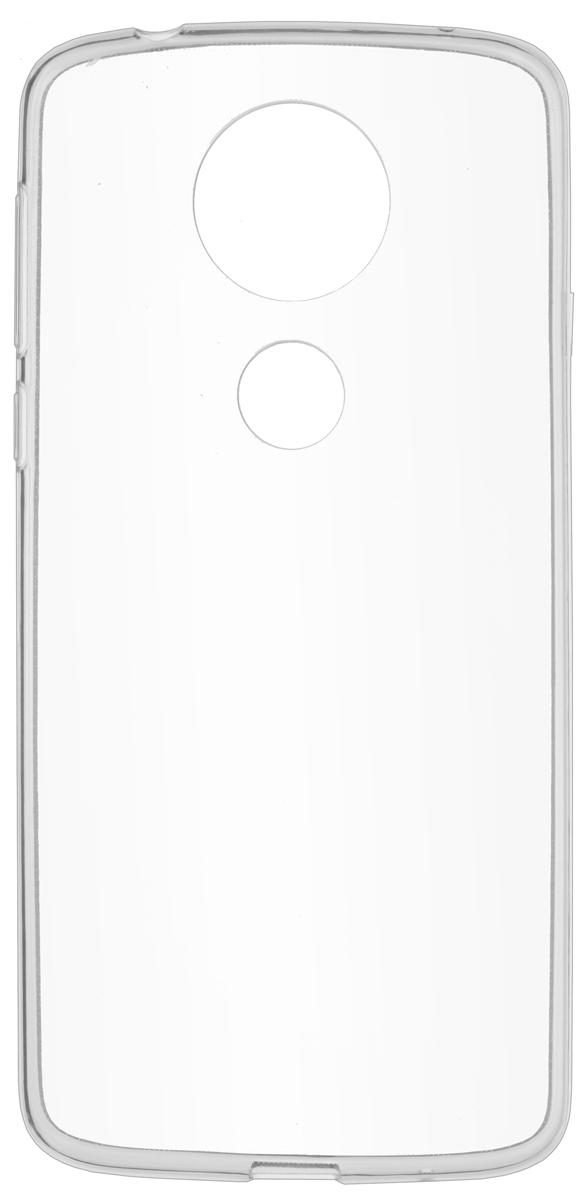 Чехол Skinbox Slim Silicone для Motorola Moto E5 Plus, Transparent смартфон motorola moto e5 plus 32gb xt1924 1 gold
