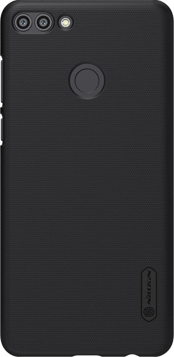 Чехол Nillkin Super Frosted Shield для Huawei Enjoy 8 Plus/Y9 (2018), Black чехол для motorola g5 plus nillkin super frosted shield case черный