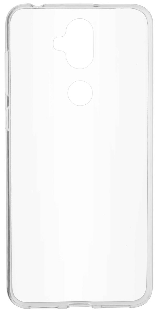 Чехол Skinbox Slim Silicone 4People для ASUS ZenFone 5 Lite ZC600KL, Transparent цена
