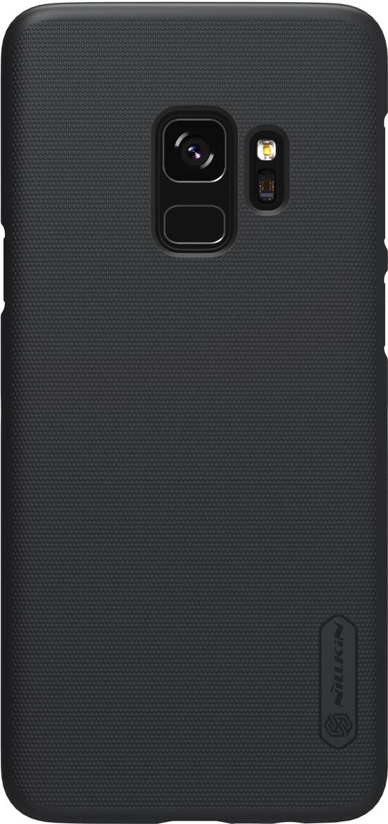 Nillkin Super Frosted Shield чехол для Samsung Galaxy S9, Black
