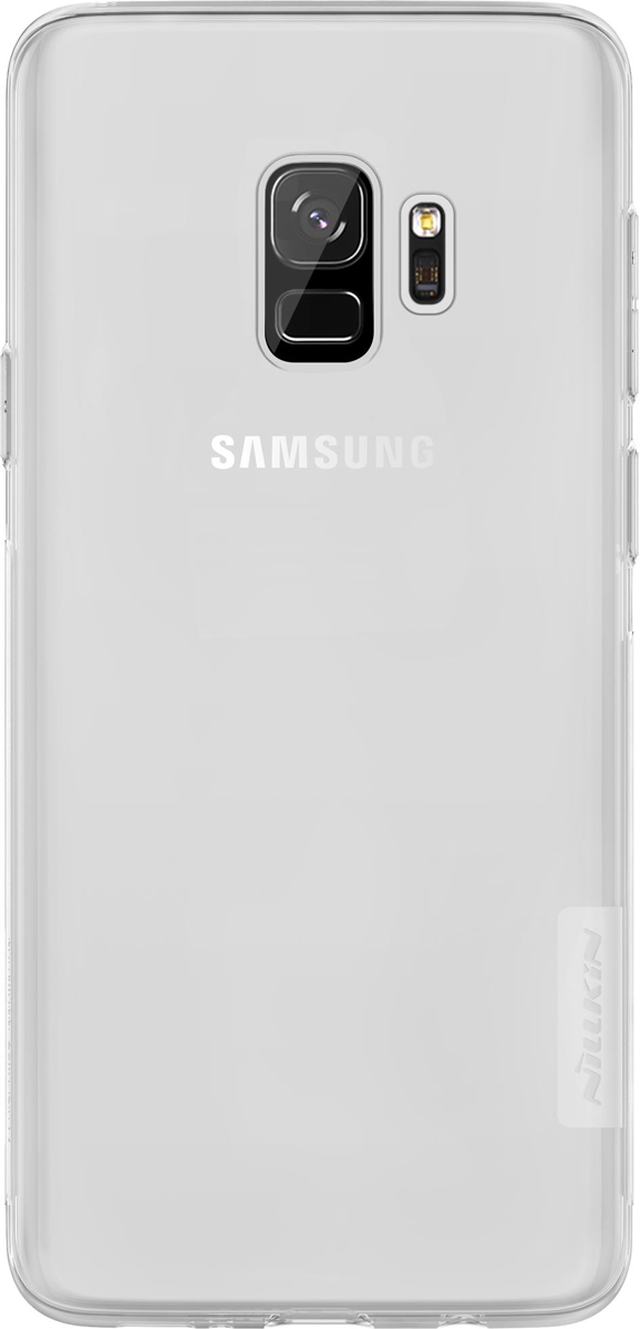 Чехол Nillkin Nature TPU Case для Samsung Galaxy S9, White