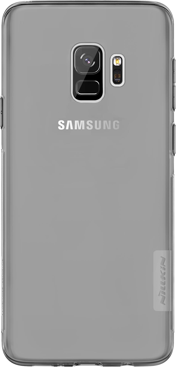 Nillkin Nature TPU Case чехол для Samsung Galaxy S9, Grey