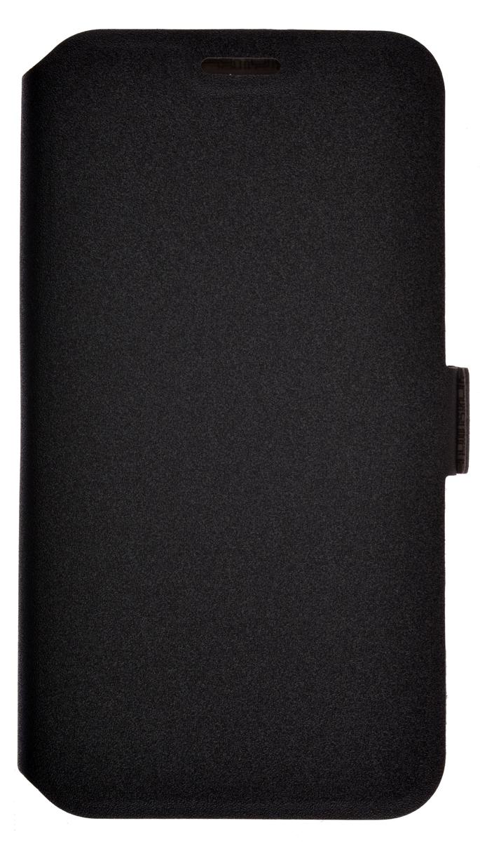 Prime Book чехол для Samsung Galaxy J2 (2018) Pro, Black red line book type чехол для samsung galaxy j2 prime g532 black