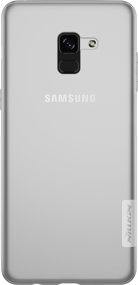 Чехол Nillkin Nature TPU Case для Samsung Galaxy A5 (2018)/A8 (2018), White