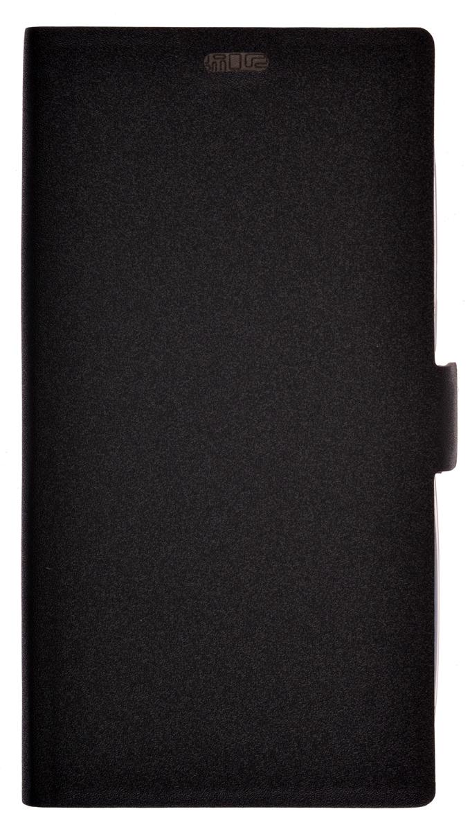 Чехол Prime Book для Prestigio Muze C5/C7, Black смартфон prestigio psp5522 muze g5 black page 4 page 4