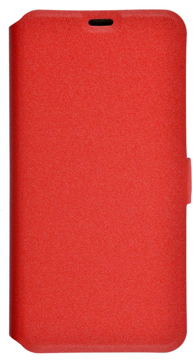 Чехол Prime Book для Xiaomi Redmi 5, Red prime book чехол книжка для meizu m5c red
