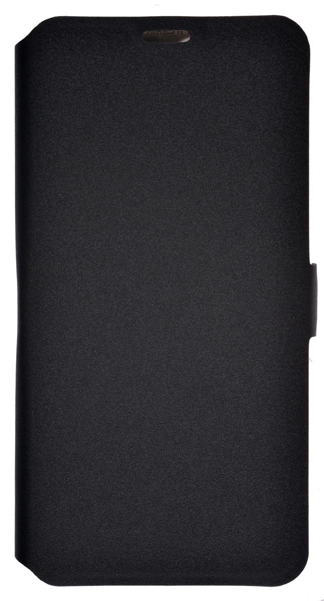 Чехол Prime Book для Honor 7X, Black prime book чехол книжка для meizu m5c red