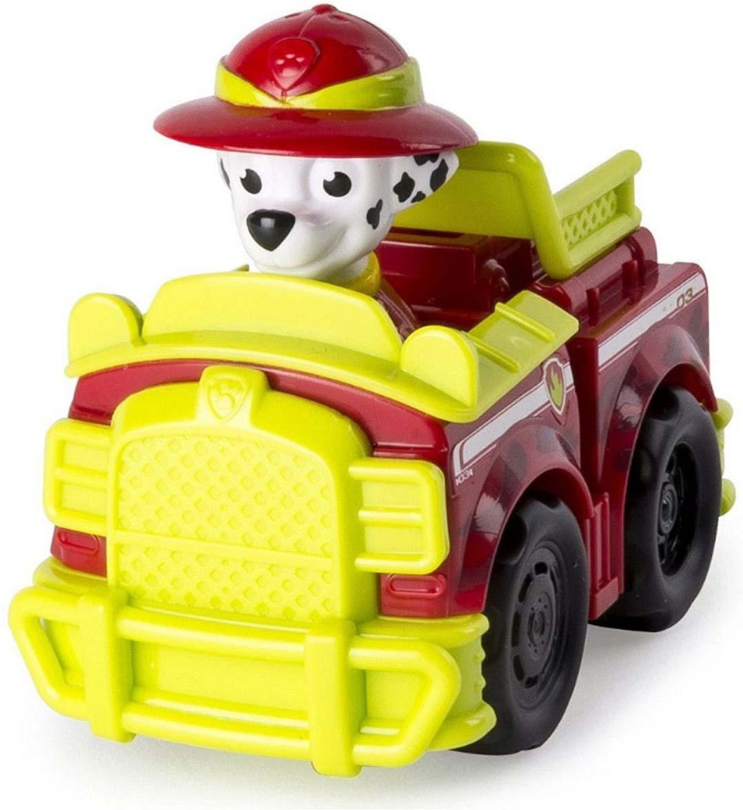 Paw Patrol Машина спасателя Chase 16605_20088407 игровой набор paw patrol машина спасателя со щенком