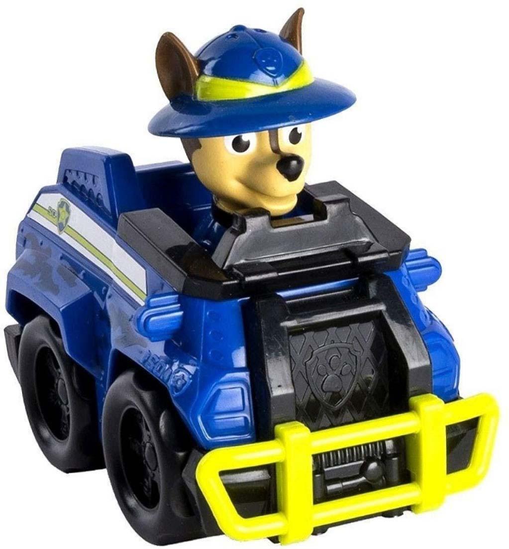 Paw Patrol Машина спасателя Chase 16605_20088405 игровой набор paw patrol машина спасателя со щенком