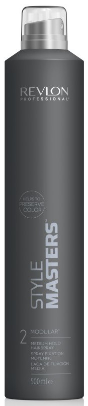 Revlon Professional SM Лак средней фиксации Hairspray Modular 500 мл