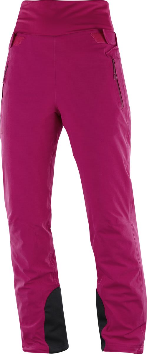Брюки утепленные Salomon Catch Me Pant брюки утепленные мужские salomon stormspotter pant m цвет салатовый l39710000 размер xl 56 58