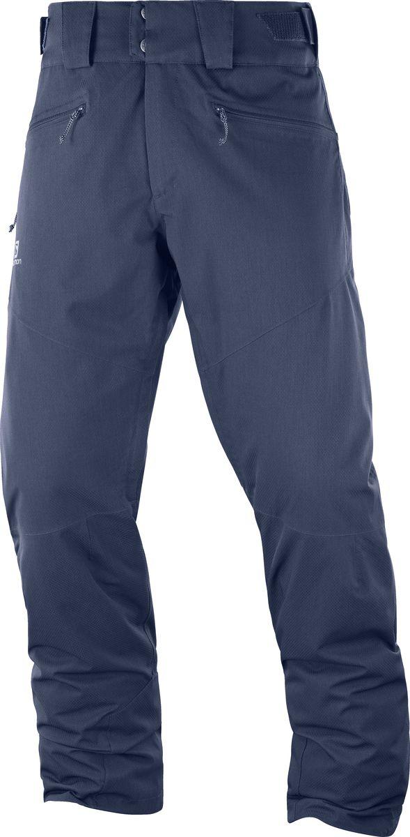 Брюки утепленные Salomon Fantasy Pant брюки утепленные мужские salomon stormspotter pant m цвет салатовый l39710000 размер xl 56 58