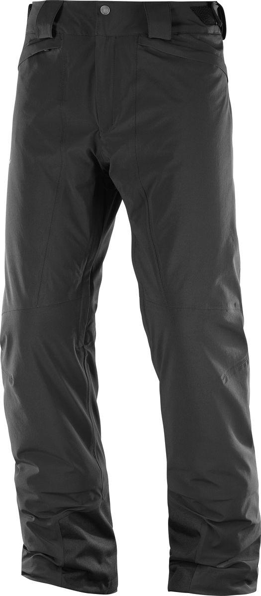 Брюки утепленные Salomon Icemania Pant брюки утепленные мужские salomon stormspotter pant m цвет салатовый l39710000 размер xl 56 58