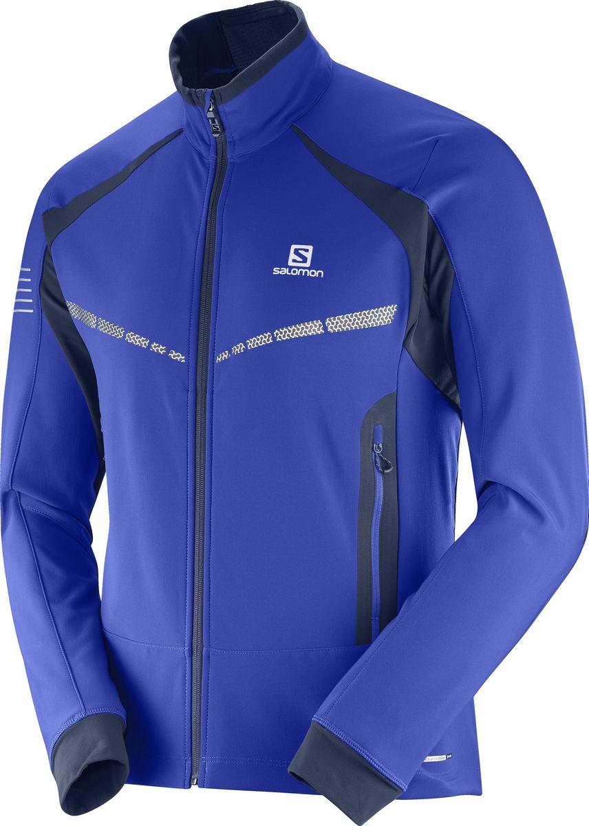Куртка Salomon Rs Warm Softshell Jkt цена