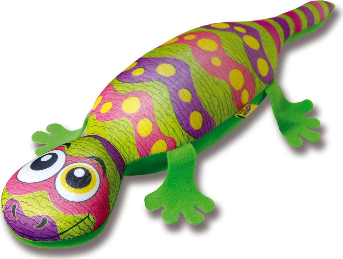 Игрушка антистресс Штучки, к которым тянутся ручки Ящерица разноцветный игрушка антистресс штучки к которым тянутся ручки пятачок 18аст17ив