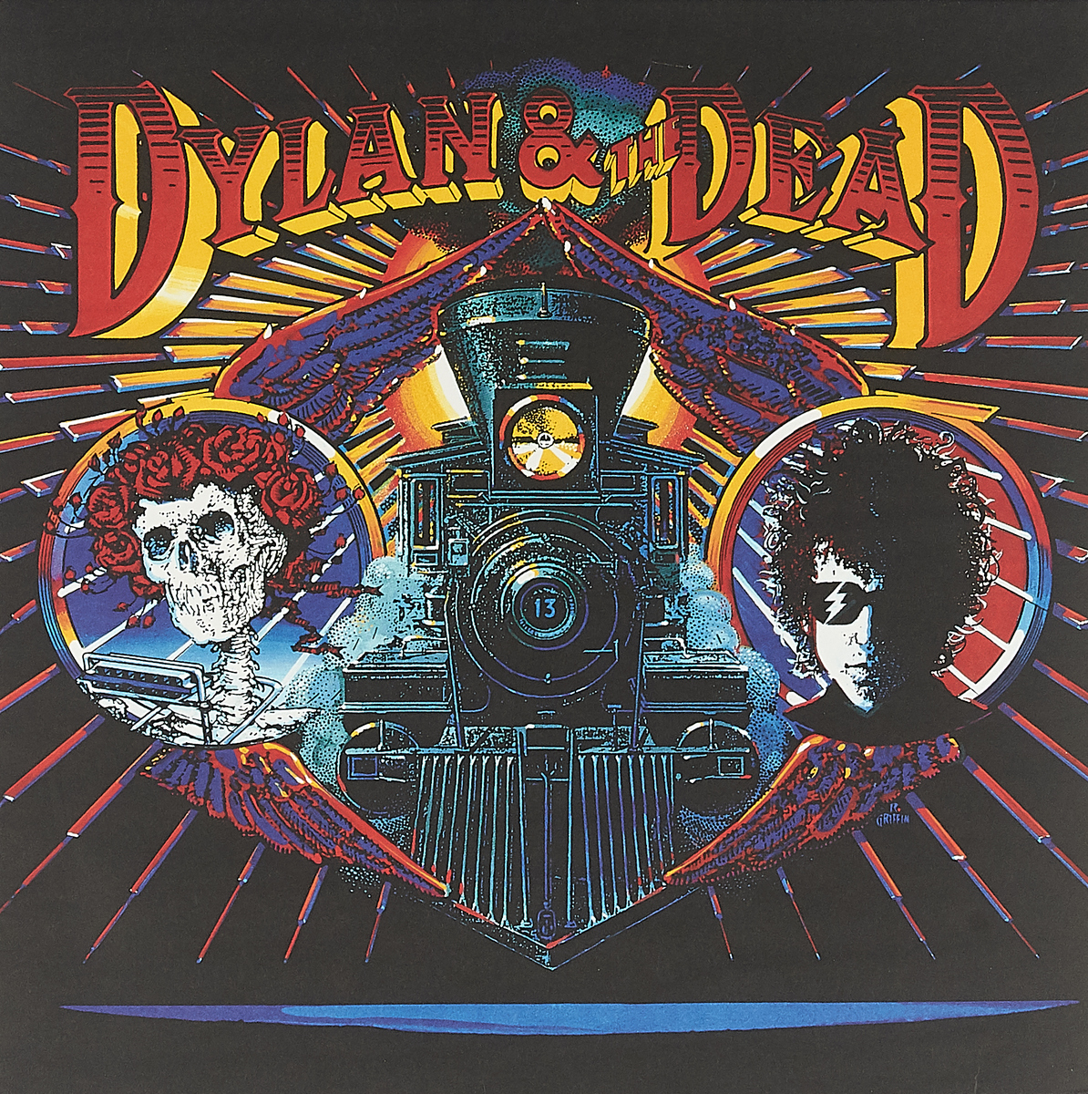 Боб Дилан,The Grateful Dead Bob Dylan & The Grateful Dead. Dylan & The Dead (LP) боб дилан bob dylan new morning