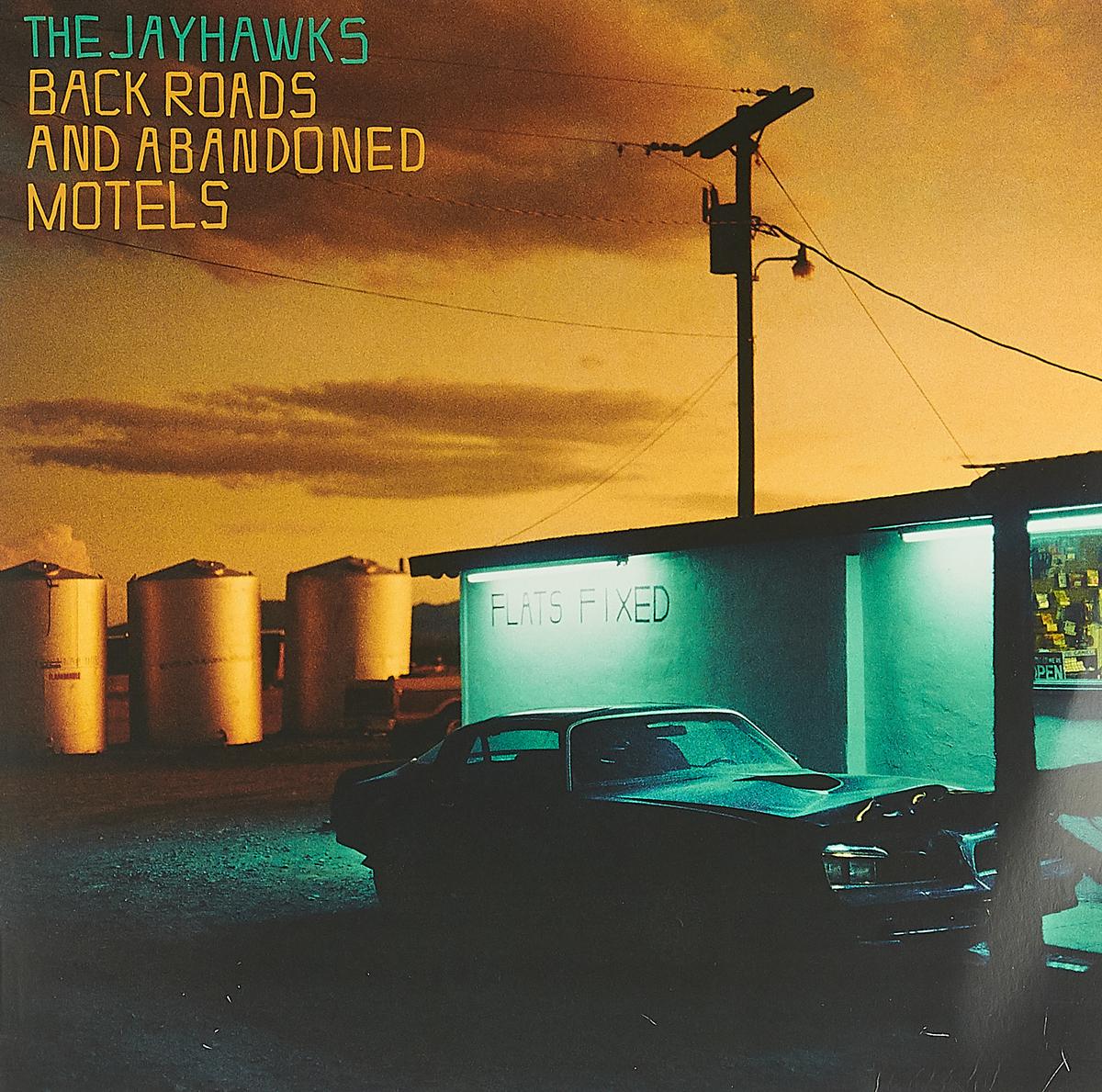 The Jayhawks The Jayhawks. Back Roads And Abandoned Motels (LP) back roads spain