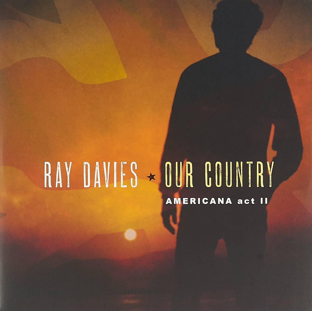 Рэй Дэвис Ray Davies. Our Country: Americana Act 2 (2 LP) ray davies ray davies our country americana act 2 2 lp