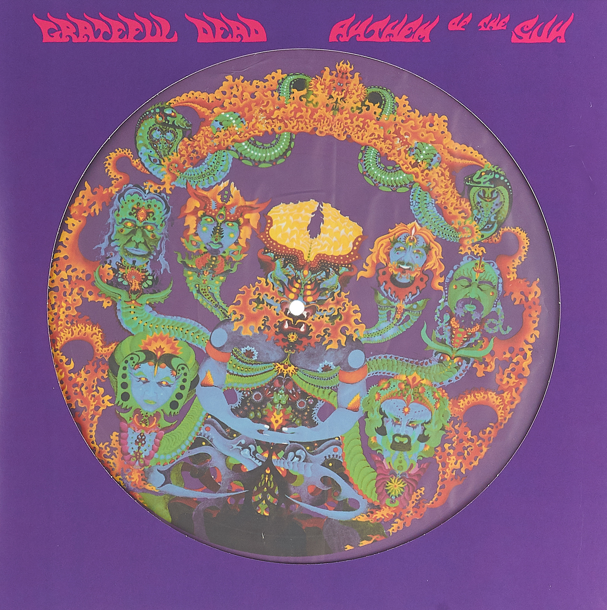 The Grateful Dead Grateful Dead. Anthem Of The Sun (50th Anniversary Edition) (Picture Disc) (LP) синтезатор best toys синтезатор