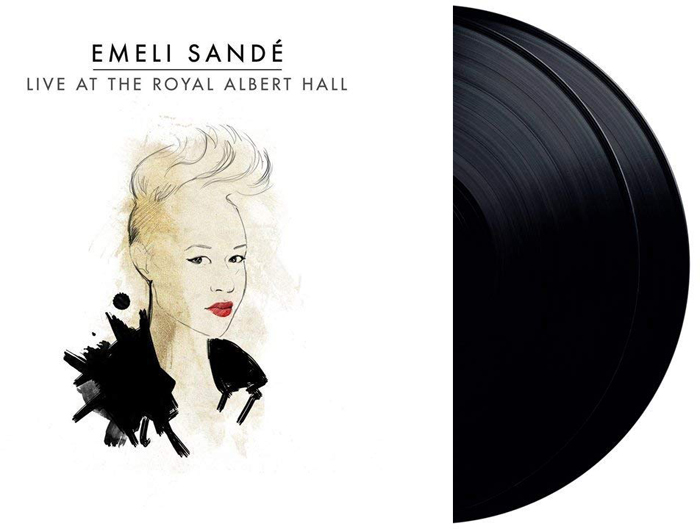 Эмили Санд Emeli Sande. Live At The Royal Albert Hall (coloured) (2 LP) an evening with andy williams live from the royal albert hall 1978
