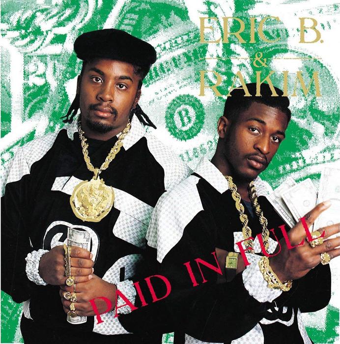 Eric B. & Rakim Rakim. Paid In Full (2 LP)