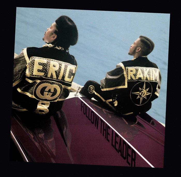 Eric B. & Rakim Eric B. & Rakim. Follow The Leader (2 LP) eric antoine bordeaux